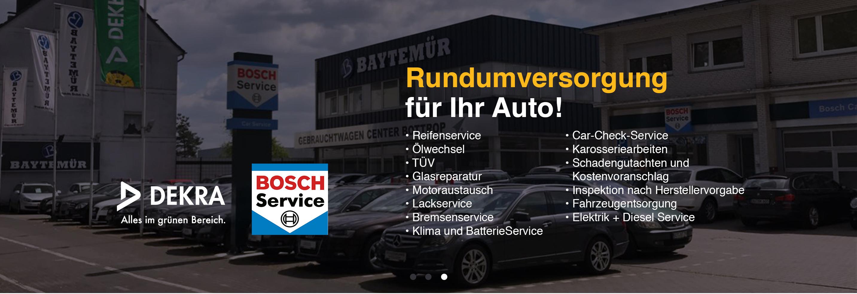 Bosch Carservice Bottrop