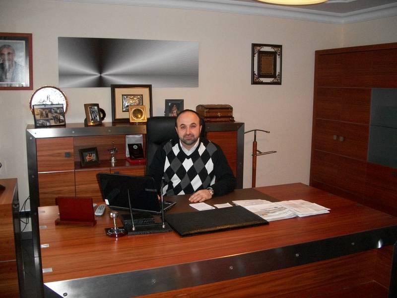 Ergin Baytemür führt die Baytemür GmbH in Bottrop.