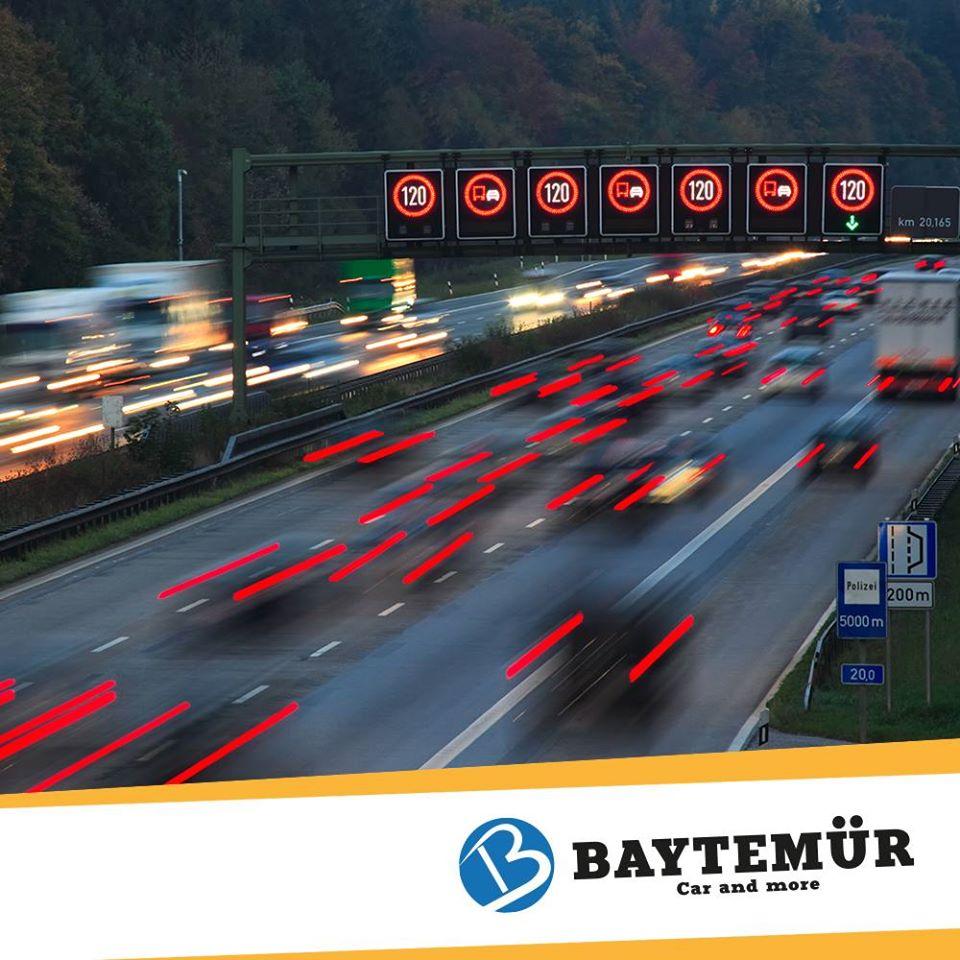 Kommt der Tempolimit auf Deutschlands Straßen?