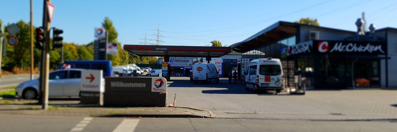 Baytemuer Total Tankstelle Bottrop
